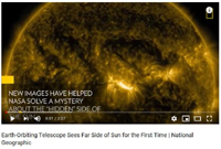 Earth-Orbiting Telescope Sees Far Side of Sun for the First Time | National Geographic